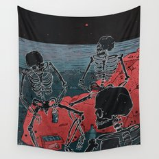 Beachghosts Wall Tapestry