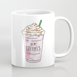 In My Coffeels (Coffee) Coffee Mug