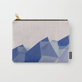 CRYSTAL MOUNTAINS Carry-All Pouch