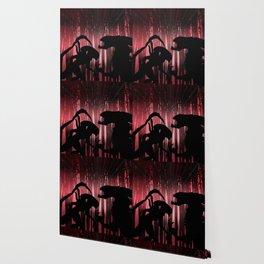 Forest Aliens Wallpaper