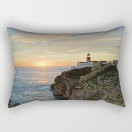 Cabo de Sao Vicente, Algarve Rectangular Pillow