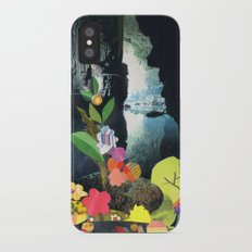 Cave Garden IV Slim Case iPhone X