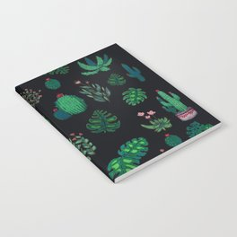 green tropical vibes Notebook