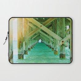 Sun Under the Bridge Laptop Sleeve
