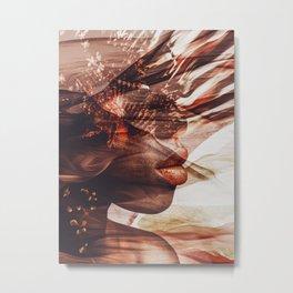 Girl power Tas Metal Print