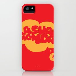 Casual Monday  iPhone Case