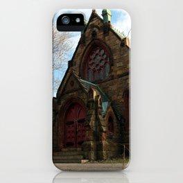 Dixon Chapel iPhone Case
