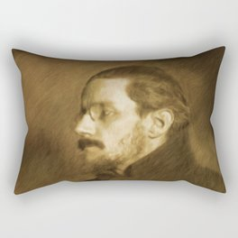 James Joyce Rectangular Pillow