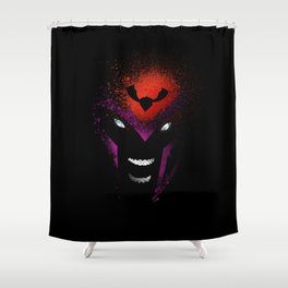The Strategist Shower Curtain