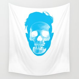 Hipster Head Wall Tapestry