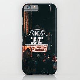NIN iPhone Case
