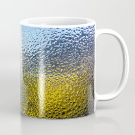 Condensation 03 - White House and Yellow Lorry Coffee Mug