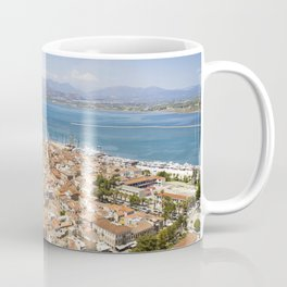 Nafplio from above Coffee Mug