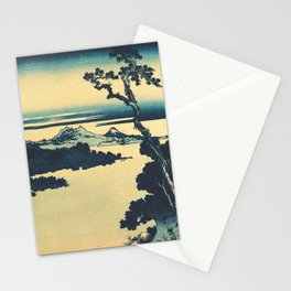 Looking Left at Hine Stationery Cards