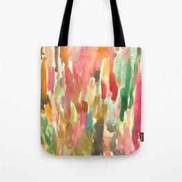 Watercolor Jungle Tote Bag