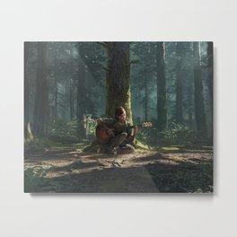 The Last of Us Part II Metal Print