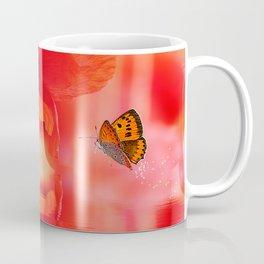 Summer Dream of Poppies Coffee Mug