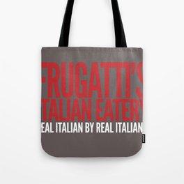Frugatti's Tote Bag