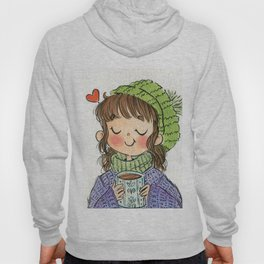 Coffee Lover Hoody