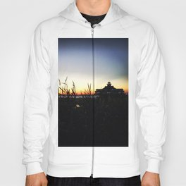 Lighthouse at Sunset Hoody