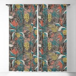 Bali Tropics - Cabana Blackout Curtain