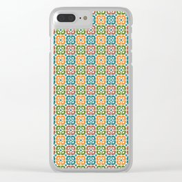 Treasures of Lake Kaban Clear iPhone Case
