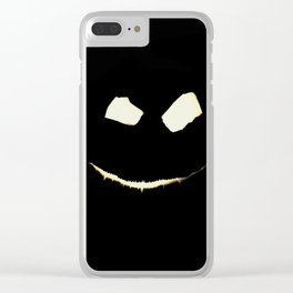 Jack-o'-Skellington Clear iPhone Case