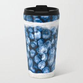 Blueberries Travel Mug