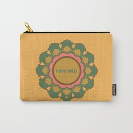 O'Doily Rules Carry-All Pouch