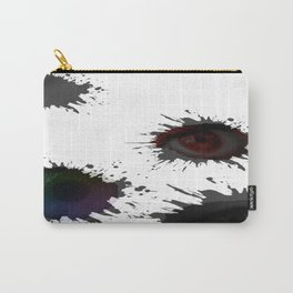 SEEING_EYES Carry-All Pouch