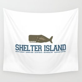 Shelter Island - Long Island. Wall Tapestry