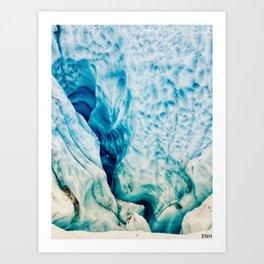 """8.11.2017 """"Valdez"""" Art Print"""