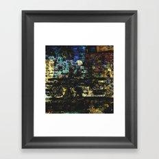 MOTOS Framed Art Print