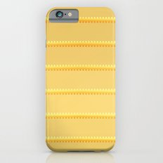 Tagged Gold no11 iPhone 6s Slim Case