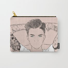 Ruby Roseee Carry-All Pouch