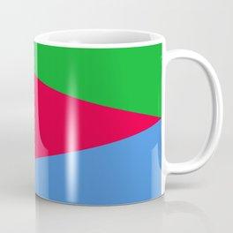 Flag of Eritrea Coffee Mug