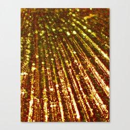 Triton´s Secrets - Mermaid´s Gold Canvas Print