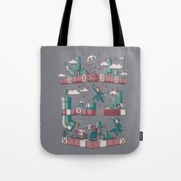 The X Games Tote Bag