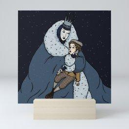 The Snow Queen Mini Art Print