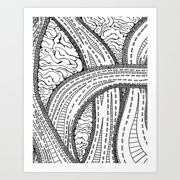 Innards | Limited Edition of 50 Prints Art Print