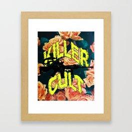 Killer Cult Framed Art Print
