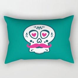 Calaca Chula Rectangular Pillow