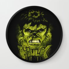 HULK Wall Clock