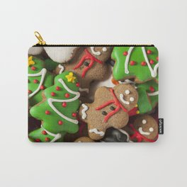 Delicious Christmas Cookies Carry-All Pouch