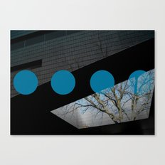 Familiarity Canvas Print