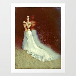 Aphrodite In Retrograde Art Print