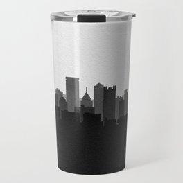 City Skylines: Pittsburgh (Alternative) Travel Mug
