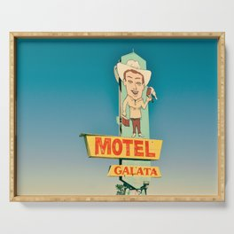 Motel Galata Serving Tray