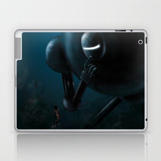Smooth robot Laptop & iPad Skin