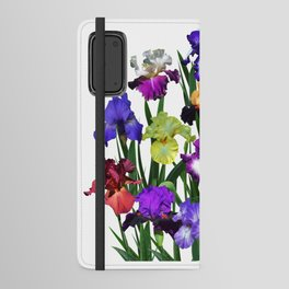 Iris garden Android Wallet Case